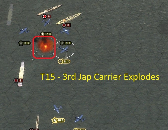 27 - T15 - 3rd Carrier Sunk